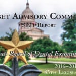 Sunset Commission Releases Report Critical of State Board of Dental Examiners